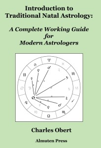 Introduction to Traditional Natal Astrology